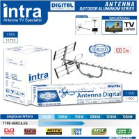 Antena TV Outdoor Digital Intra Best FOR LCD & LED TV