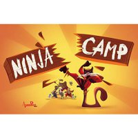 [poledit] Action Phase Games Ninja Camp Board Game (R1)/13366194