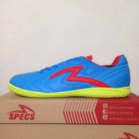 Sepatu Futsal Specs Valor IN Rock Blue 400552 Original BNIB