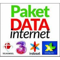 Paket Data Inject Tri Kuota++ 1.25GB
