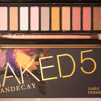 NAKED 5 URBAN DECAY