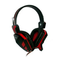 Rexus F-22 Gaming Headset - Merah - P1705055