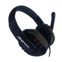 OVLENG X6 SuperBass Gaming Headset - Hitam - P17050523