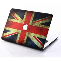 Mine Mac Pattern United Kingdom FLAG Case for Macbook Air 13 inch