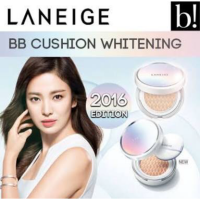 Laneige BB Cushion WHITENING SPF50+/PA+++ [CASE + ISI] [NEW 2016]