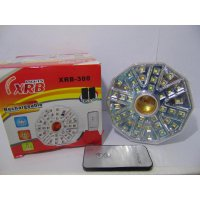 Lampu Emergency Rechargeable - 32 SMD LED - Kapasitas 1800 Mah