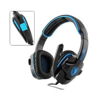 SADES SA-708 G-Power Biru Gaming Headset - P17050723