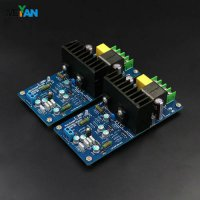 [globalbuy] L20D Top digital power amplifier finished board 200-250W*2 8ohm IRAUDAMP7 IRS2/4433250