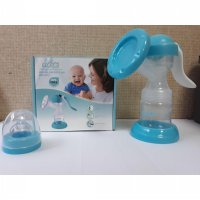 Mabaki Manual Breast Pump Pompa Asi Manual Breastpump bonus 1buah botol asi babyworld
