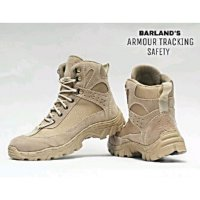 SEPATU BOOT BARLAND'S ARMOUR TRACKING SAFETY. UKURAN 39-43.