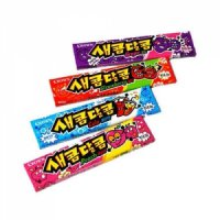 Sweet and sour mix MST Crown Berry 29g x 80 개 sour, sweet and sour and sweet jelly candy chewing chewing candy snack whole week