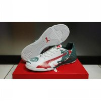 Puma Evospeed Dragon White - IC [Sepatu Futsal] [G.O Replika Import]