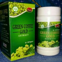 Green coffee gold extrak