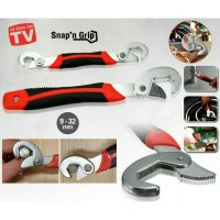 Snap N Grip - Universal Wrench- KUNCI INGGRIS - AS SEEN ON TV 9-32MM
