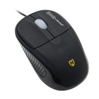 Mouse Blue-Tech MicroPack BT-2007 Black