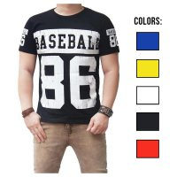 Kaos Baseball Gahul | Diskon Hari ini | Gajian Tampil Kece | Weekend Hang Out Must Have