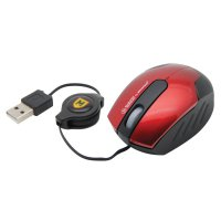 Mouse Blue-Tech MicroPack BT-2067R Red