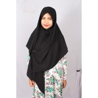 Hijab Hitam By House Of Choironi AMR