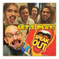 Hot Promo speak out/mainan anak/mainan unik/mainan bibir/spekout/speak out gameMainan edukasi / hadiah ulang tahun