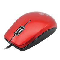 Mouse Laser MicroPack MP-313G Red + Mouse Pad