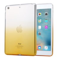 Ss5203 - Haweel Gradient Slim Tpu Case Ipad Mini 1 / 2 / 3 Gold