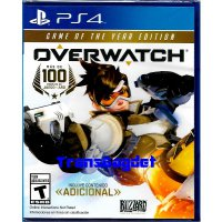 [Sony PlayStation PS4] Overwatch - Game Of The Year Edition