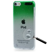Ss6102 - Ultra Slim Gradient Case Ipod Touch 5 / 6 Green