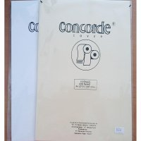 KERTAS WARNA / COLOR PAPER CONCORDE PAPER A4 220 Gr/m2 ( 210 x 297 mm)