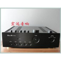 [globalbuy] SP22 Full aluminum Power amplifier chassis / transistor amplifier chassis / AM/4433064