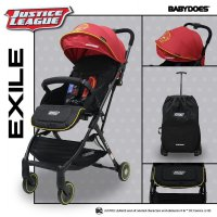 Babydoes Exile Stroller The Flash