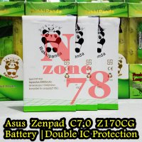 Baterai Asus Zenpad C 7.0 Z170CG P01Z Z7010C C11P1429 Double IC Protection