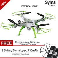 Drone Quadcopter Kamera Syma Mini Wifi FPV Altitude Drone Camera HD