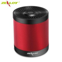 [globalbuy] Zealot S5 Mini Portable Bluetooth Speaker Support TF Card AUX FM Radio Outdoor/4428611