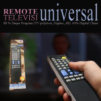 EELIC RM-109 RT Remote Control Televisi Universal HDTV HDMI TV LCD LED
