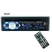 [globalbuy] NEW Hot Bluetooth Car Stereo Audio CD In-Dash FM Aux Input Receiver SD USB MP3/4428117