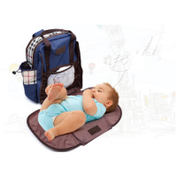 260 Tas bayi Travelling bag multifungsi diaper bag Water proof