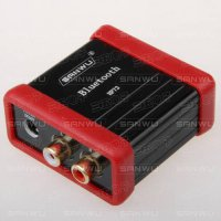 [globalbuy] 12VDC Wireless Bluetooth Audio Receiver Box RCA For Car Speaker Amplifier Modi/4428490