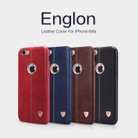 NILLKIN Englon Leather Cover Case For Apple iPhone 6 / 6S - Original