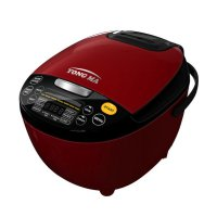 [Yong ma] Rice Cooker YONG MA Digital 2 L YMC211 - Red / Beige