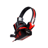 Rexus F22 Headphone / Headset Game merah