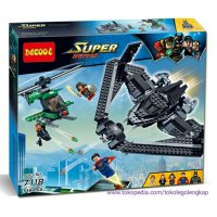 decool 7118 lego super hero batman v superman battle decool7118