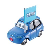 CARS690 Disney Cars Matthew 'True Blue' McCrew Die Cast (1:55) Scale Original Item
