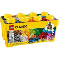 Hot Promo LEGO Classic # 10696 Medium Creative Blocks Bricks Box Supplement Toys Hadiah Ulang Tahun