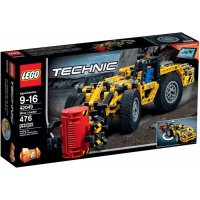 Hot Promo LEGO Technic # 42049 Mine Loader Yellow Truck Cutting Cargo 3D 2 in 1 Hadiah Ulang Tahun