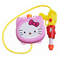 WATER GUN HELLO KITTY , MAINAN ANAK
