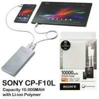 Power Bank | SONY Portable Charger 10.000 Mah REAL CAPACITY dijamin
