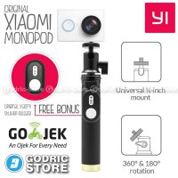 Monopod Tongsis With Remote Shutter Tomsis Xiaomi Yi - Original