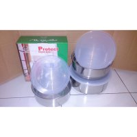 Rantang 3 Susun /Protect Fresh Box 3 pcs stainless steel