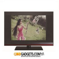 LED TV Monitor AOYAMA 15 Inch Slim Design and Best Price!