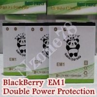 Baterai Blackberry Apollo EM1 E-M1 Double Power IC Protection